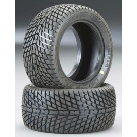 "Pro-Line Road Rage 2.2"" M2 Medium Street Tires (2)"