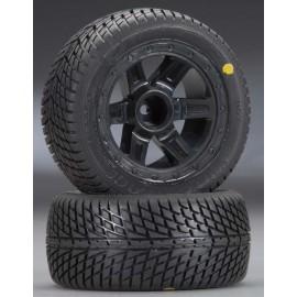 Pro-Line Road Rage Street Mounted Tire 1/16 (2)
