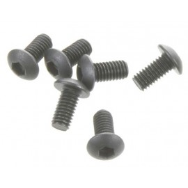 Traxxas Button Head Machine Screw 3x6mm Revo (6)