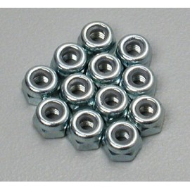Traxxas Nylon Locknuts 3mm (12)