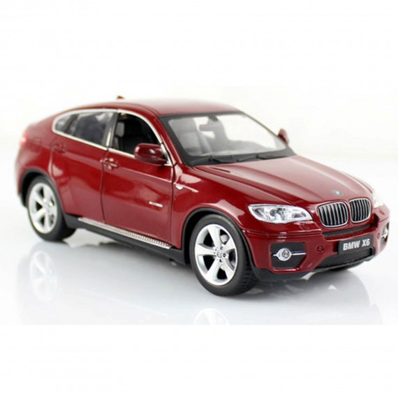 Rc Hobbie Mexico Bmw X6 1 24 De Escala Rc Electrica