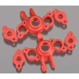 RPM Axle Carriers Red 1/16 Slash