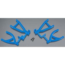 RPM Rear Upper/Lower A-Arms Blue E-Revo