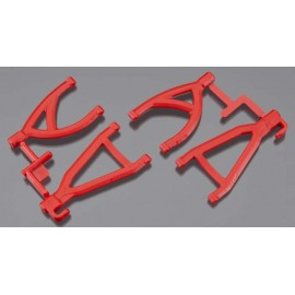 RPM Rear Upper/Lower A-Arms Red 1/16 E-Revo