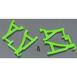 RPM Front Upper/Lower A-Arms Green Traxxas Mini E-Revo