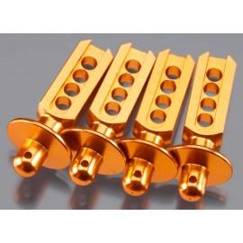Golden Horizons Alum Body Post Orange 1/16 E-Revo/Slash