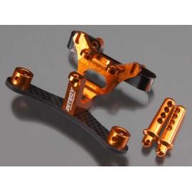 Integy Front Body/Pin Mount Org 1/16 E-Revo/Slash VXL