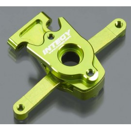 Integy Billet Mach Steering Bellcrank Green 1/16 E-Revo
