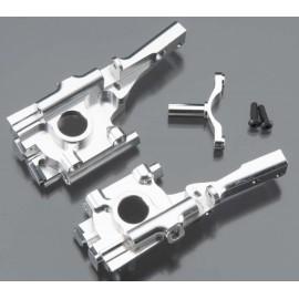 Integy Billet Mach Front Bulkhead 1/16 E-Revo/Slash VXL