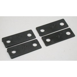 Traxxas Caster Wedge 1.5 & 3 Degree (1)