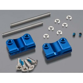 Traxxas Suspension Arm Mounts Aluminum +/-1 Degree