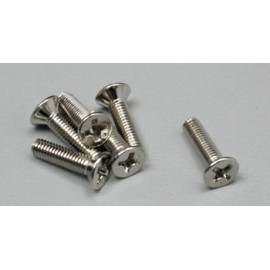 Traxxas Screws 3x12mm LS II (6)
