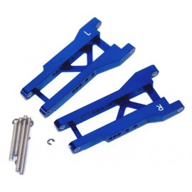 ST Racing Concepts Mach Alum Rear A-Arms Blue Slash/Ntr