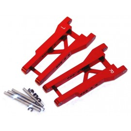 ST Racing Concepts Mach Alum Rear A-Arms Red Slash/Nitr