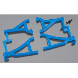 RPM Front Upper & Lower A-Arms Blue 1/16 E-Revo