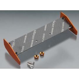 Integy Crbn Fiber Composite Re Wing Org 1/16 E-Revo VXL
