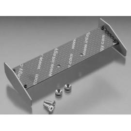 Integy Crbn Fiber Composite Re Wing Slv 1/16 E-Revo VXL