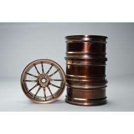1/10 RC Car 12 Spoke Wheel Sports 26mm (4pcs)