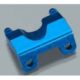 Golden Horizons Alum Rear Shock Mount Blue 1/16 E-Revo