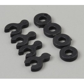 Traxxas Caster Spacers w/Shims T-Maxx 2.5 (4)