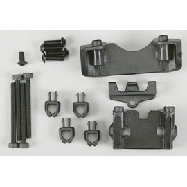 Traxxas Front/Rear Shock Mounts Revo