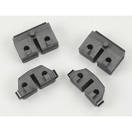 Traxxas Steering Servo Mounts Revo (2)