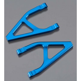 Golden Horizons Alum Rear Upper Arm Blue 1/16 E-Revo