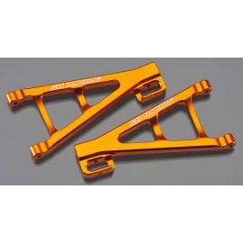 Golden Horizons Alum Rear Lower Arm Orange 1/16 E-Revo