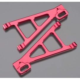 Golden Horizons Alum Rear Lower Arm Red 1/16 E-Revo