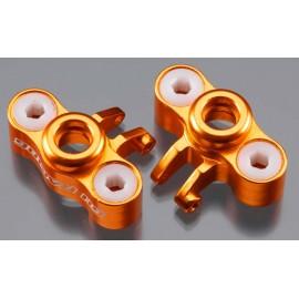 Golden Horizons Alum Steer Block Orng 1/16 E-Revo/Slash