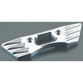 Integy Alloy Front Bumper Set Silver 1/16 Revo VXL