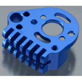 Integy Motor Heatsink Blue 1/16 Slash/Revo VXL
