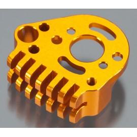 Integy Motor Heatsink Orange 1/16 Slash/E-Revo