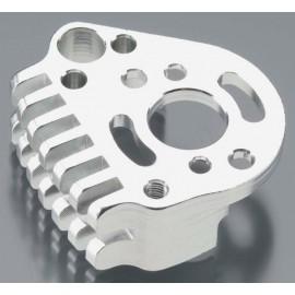 Integy Motor Heatsink Silver 1/16 Slash/Revo VXL