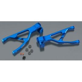 Integy Alloy Rear Lower Arm Blue 1/16 E-Revo VXL