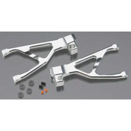 Integy Alloy Rear Lower Arm Silver 1/16 E-Revo VXL