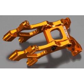 Integy Alloy Wing Mount Orange 1/16 E-Revo VXL