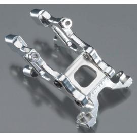 Integy Alloy Wing Mount Silver 1/16 E-Revo VXL