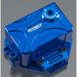 Integy Alloy Receiver Box Blue 1/16 E-Revo/Slash VXL