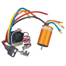 Integy ProSpeed 3S Brushless System 60A ESC+Motor 4370k