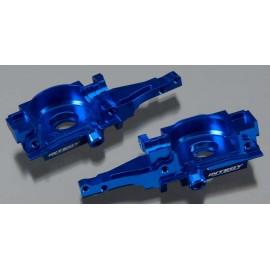 Integy Rear Bulkhead Blue 1/16 E-Revo/Slash VXL