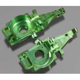 Integy Rear Bulkhead Green 1/16 E-Revo/Slash VXL