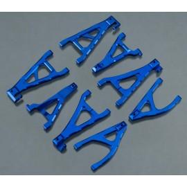 Integy Suspension Conversion Kit Blue 1/16 E-Revo