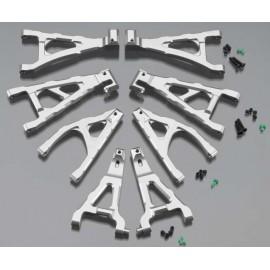 Integy Suspension Conversion Kit Silver 1/16 E-Revo