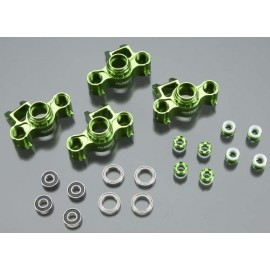 Integy Complete Steering Block Set Green Revo 3.3 (4)