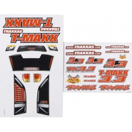 Traxxas Decal Sheet T-Maxx 4908