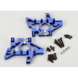 Traxxas Bulkheads Aluminum Blue T-Maxx