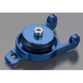 Golden Horizons Aluminum Fuel Cap Blue T-Maxx 2.5/3.3