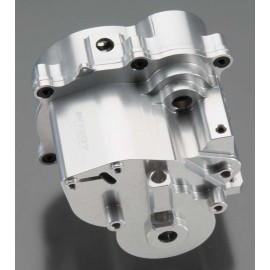 Integy Alloy Center Gear Box Silver T-Maxx