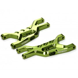Integy Aluminum Front Lower Arm Green T-Maxx